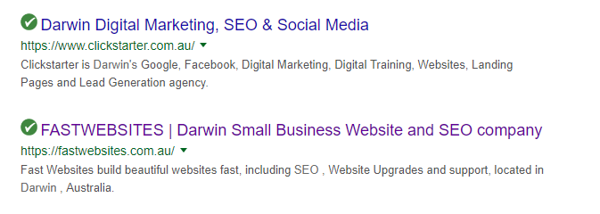 Get Found With SEO in Darwin and get more customers.