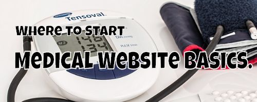 Websites For Medical Practises And Local Doctors.